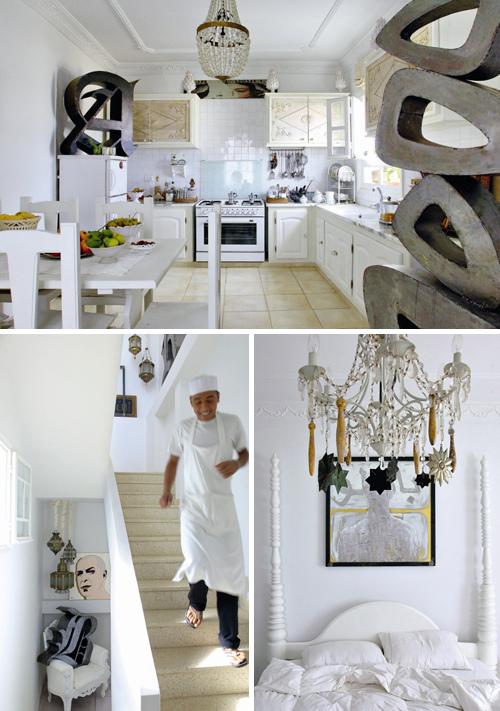 Дом художника Пола Перелли в Тунисе