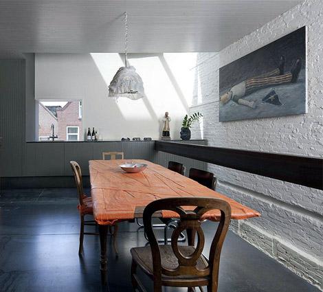 Реконструкция старого здания в Роттердаме по проекту Studio Rolf.fr