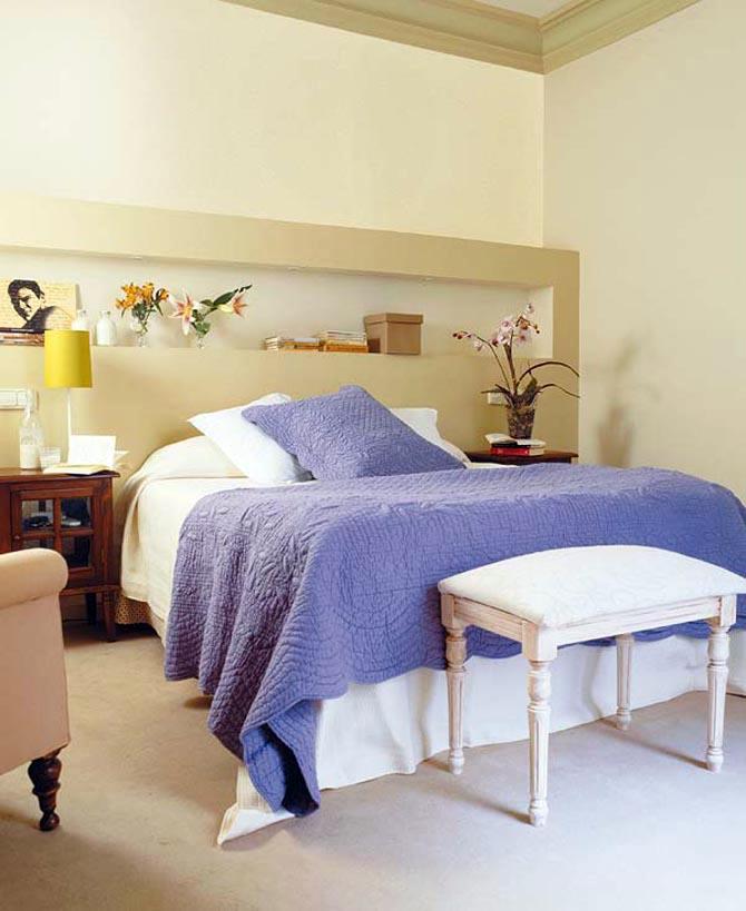 Интерьер спальни – какой цвет выбрать