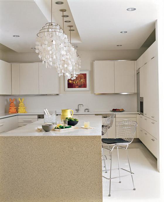 Лофт с белым интерьером от дизайнеров компании Рoteet Аrchitects
