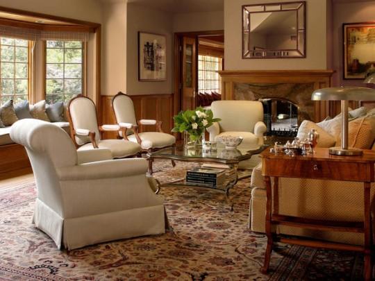 12 примеров интерьера гостиной для каждого знака зодиака
