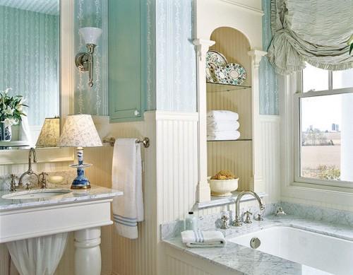 Фен-шуй ванной комнаты