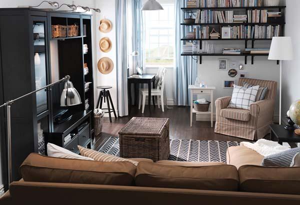 Тенденции 2011 года в оформлении интерьера гостиных