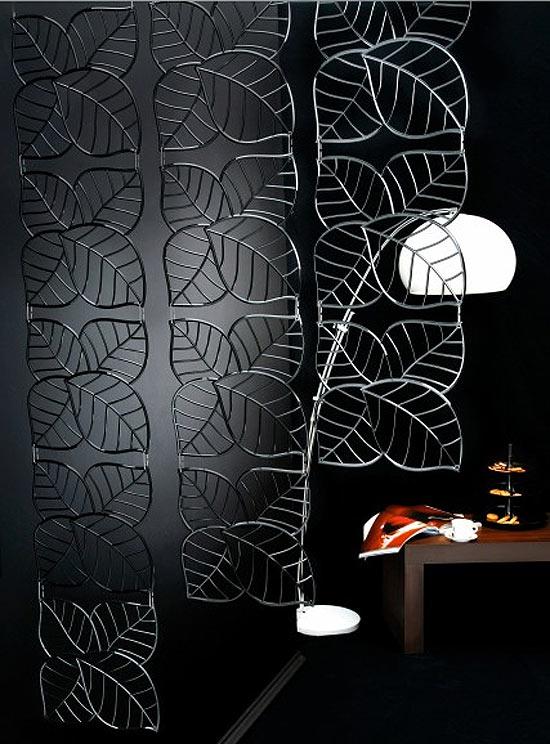 Легкие декоративные перегородки от немецкой компании Koziol
