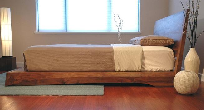 Стиль дзен в спальне
