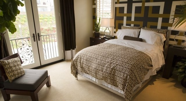 Интерьер по знаку зодиака - спальня