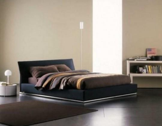 Дизайн спальни - тенденции 2012 года
