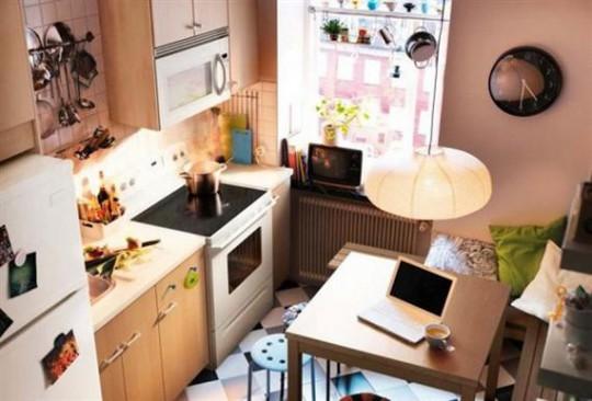 Тенденции 2012 года в дизайне кухни