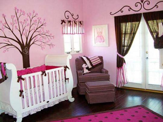 Идеи детской комнаты