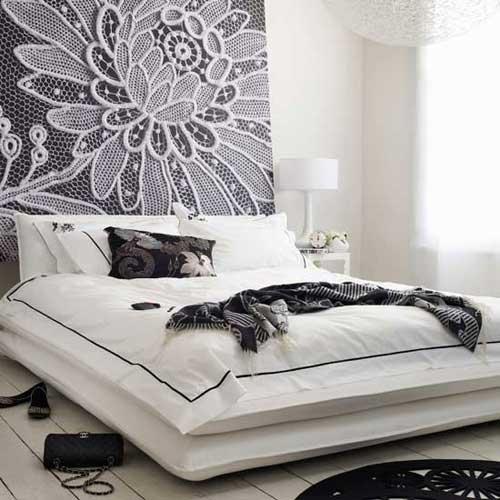 Свежие идеи по оформлению изголовья кровати
