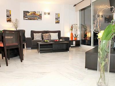 Роскошная квартира в Ибице