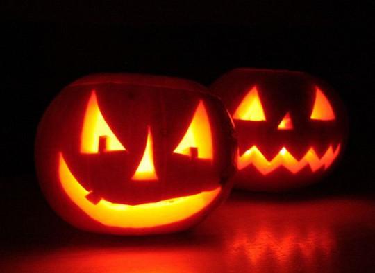 Скоро Хэллоуин - начинаем подготовку!