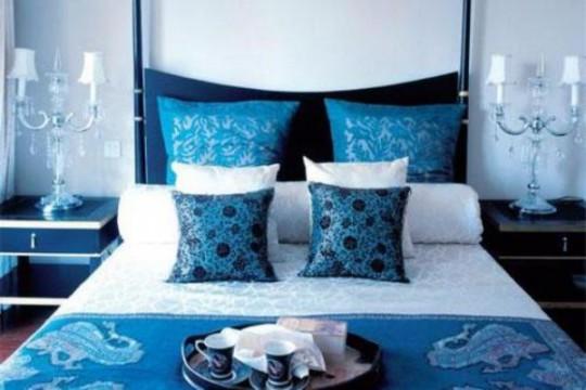 Тенденции 2013 года в дизайне спальни
