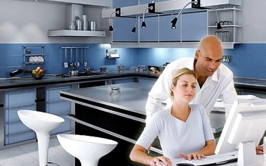 Как разработать дизайн кухни самостоятельно