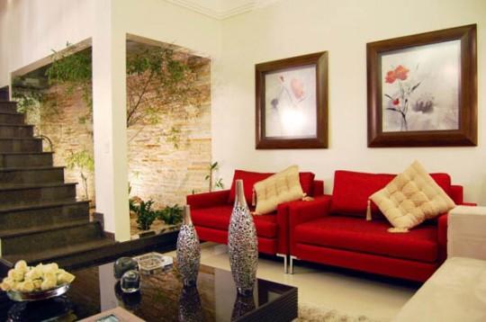 Тенденции в дизайне гостиной комнаты в 2013 году