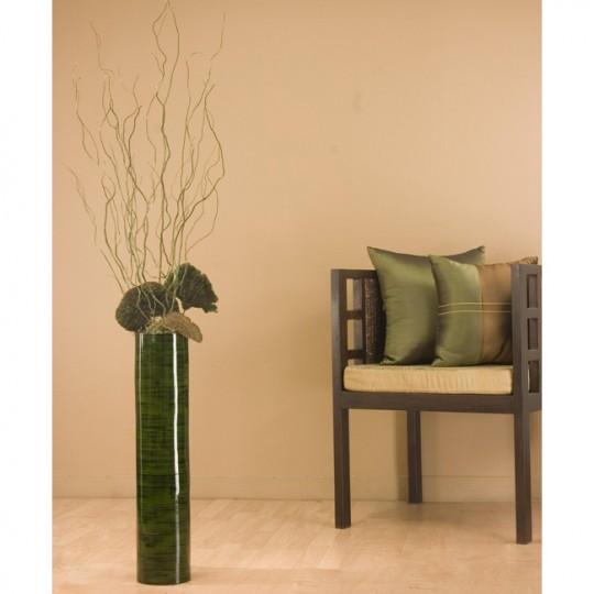 Украшение интерьера при помощи напольных ваз
