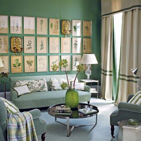 Emerald - один из главных цветов 2013 года