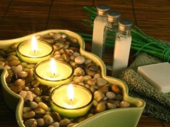 Фен-шуй и свечи или как привлечь удачу в дом