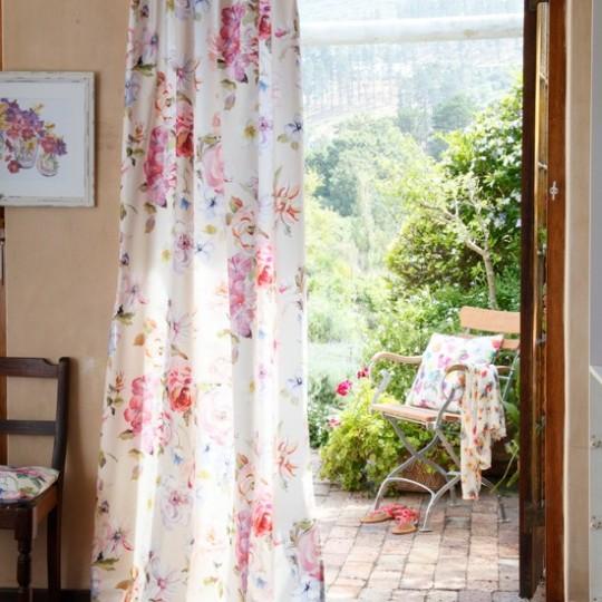 Как создать в доме летний интерьер